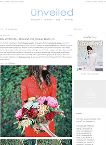 Weddings Unveiled - November 2014