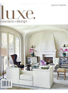 Luxe Interiors + Design - October 2014