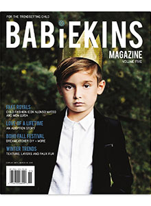 BABIEKINS MAGAZINE - October 2014