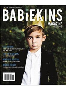 BABIEKINS MAGAZINE - October 2014