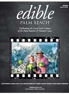 Edible Palm Beach - October 2014