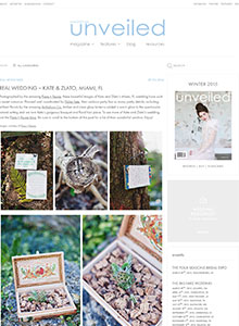 Weddings Unveiled - July 2014