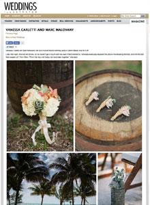 Weddings Illustrated - April 2014