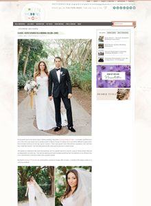 Green Wedding Shoes - March 2015