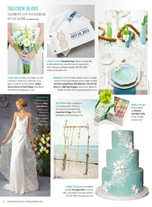Wedding Illustrated - March 2014