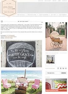 Grey Likes Baby - June 2013