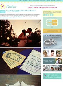 Floridian Weddings - May 2013