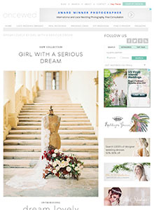 Once Wed - February 2015
