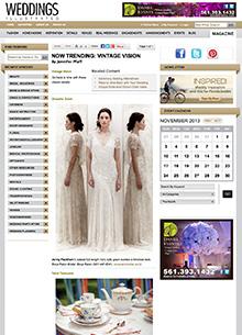 Weddings Illustrated - October 2012
