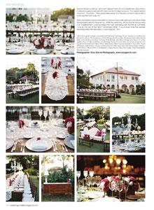 Weddings Unveiled - October 2013