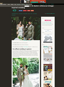 The Offbeat Bride - July 2015
