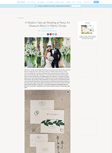 The Knot - March 2015