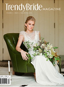 TRENDY BRIDE - March 2015