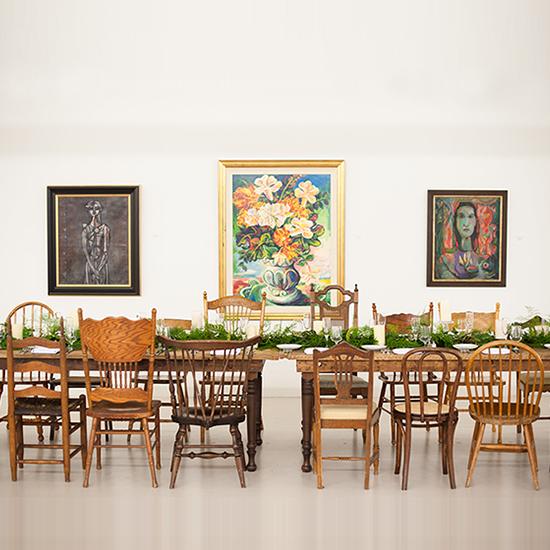 Event Furniture Rental Miami -:- Vintage Party Rentals