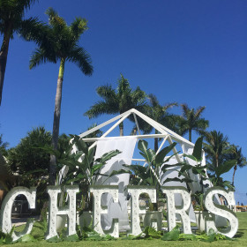 Corporate Event - Helix Dome, Cheers Marquee - The Ritz - Key Biscayne FL (2)