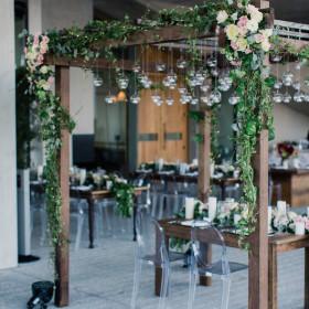 Wedding - Farmhouse Table, Arbor - Perez Art Museum - Miami FL (2)