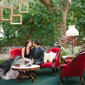 Wedding - Katie Lopez Photography - Ruby Sofa, Amelia Chair - Villa Woodbine - Coconut Grove FL (2)