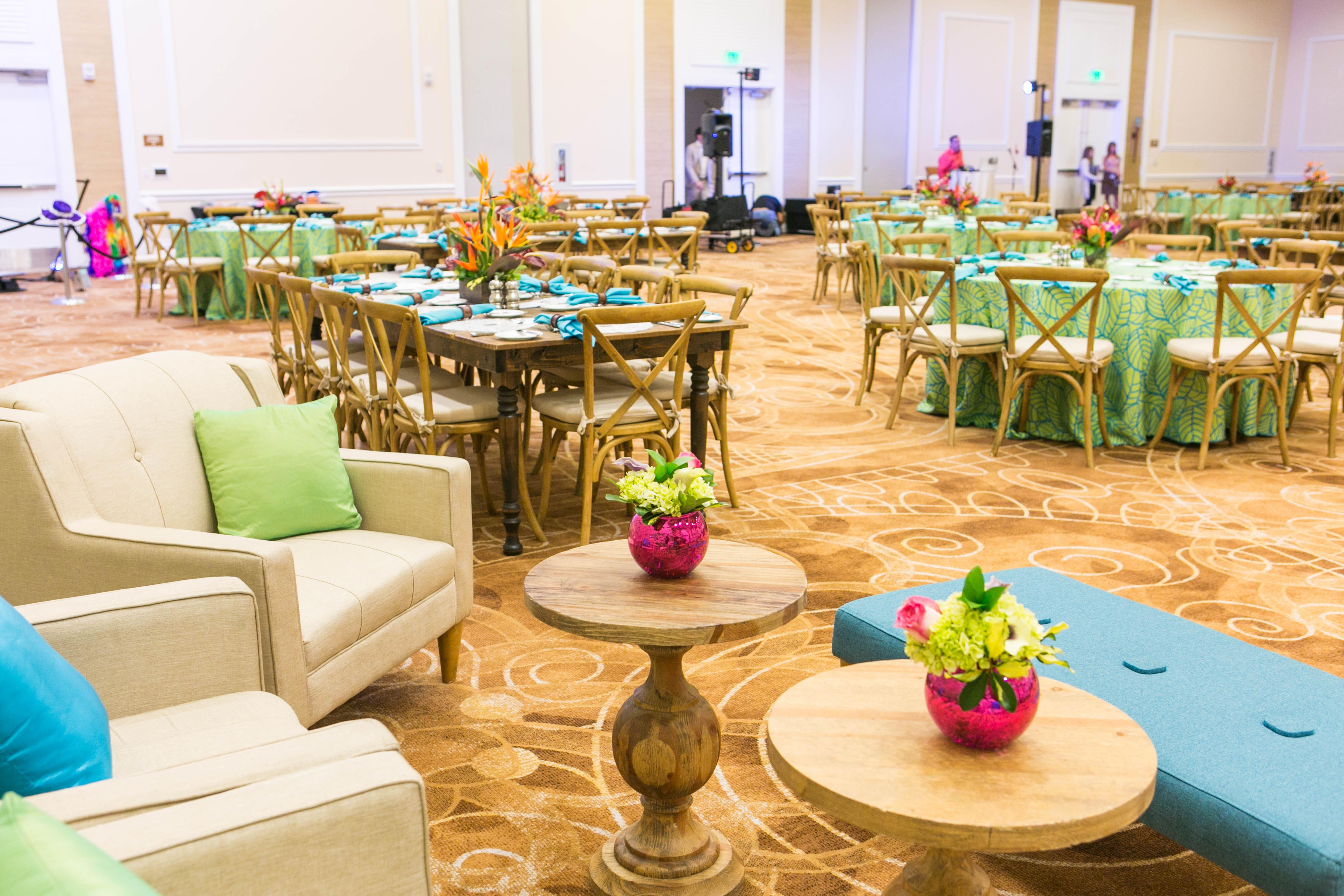 Event Furniture Rental Miami Vintage Party Rentals